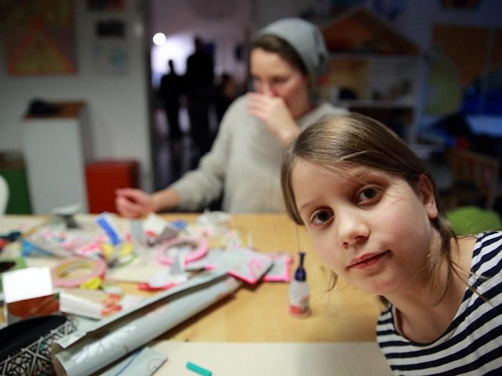 Null Mülltag - und Upcycling Workshop für Kinder und Jugendliche Nov 2017