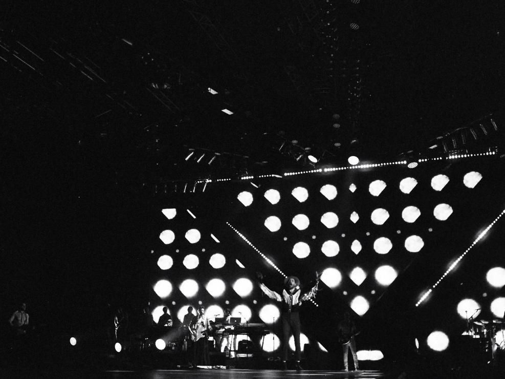 "Lorenzo ""Jovanotti"" Cherubini in der Düsseldorfer Mitsubishi Electric Halle - 01/2016"